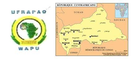 REBELION EN CENTRAFRIQUE, UFRAPAO CONDAMNE